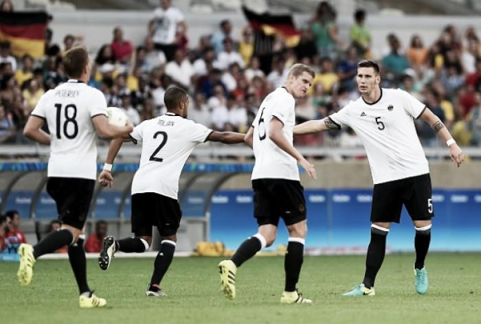 Portugal encara Alemanha pelas quartas de final do Futebol Masculino