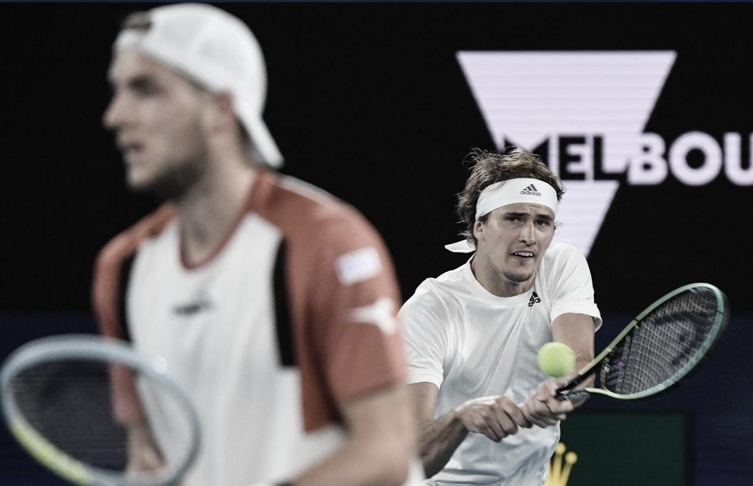 Alemanha desbanca atual campeã Sérvia e vai às semis da ATP Cup