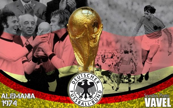 Historia de los Mundiales: Alemania 1974