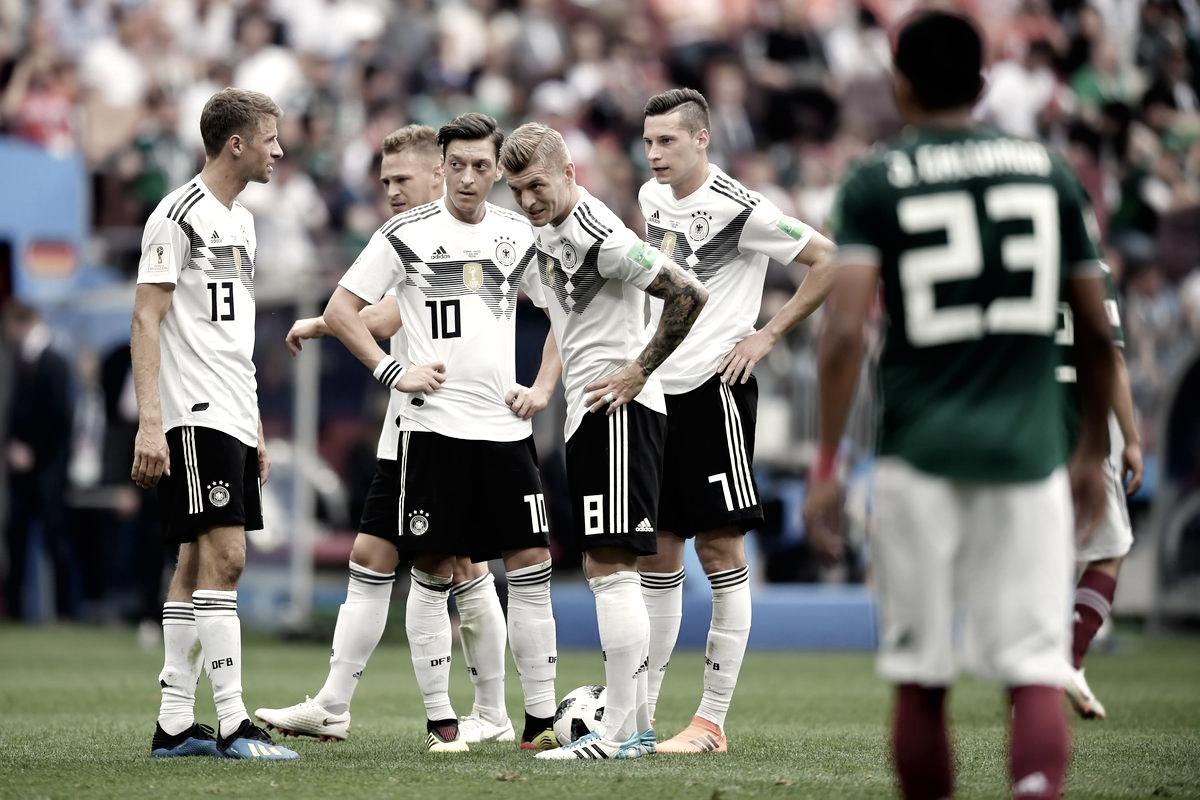 Alemania - México: puntuaciones de Alemania, jornada 1 del Mundial Rusia 2018