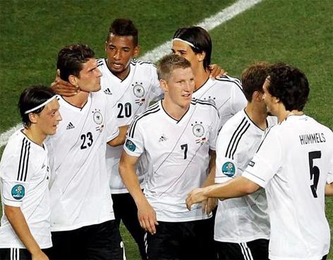Estos son los convocados de Alemania para enfrentar a Ecuador