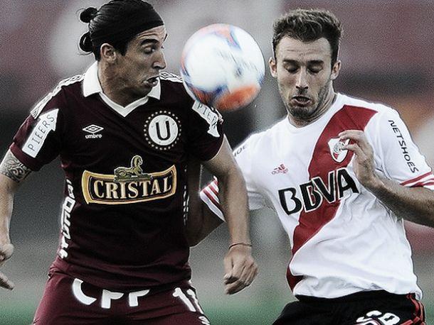 Universitario venció a River Plate y jugará la final de la Copa Bandes