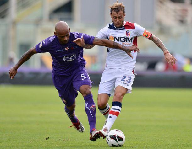 Live Fiorentina - Bologna in Serie A