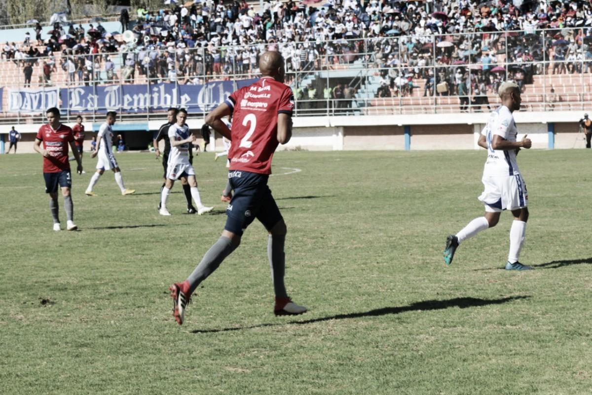 Com gol de Alex Silva, Jorge Wilstermann vence San José pelo Campeonato Boliviano