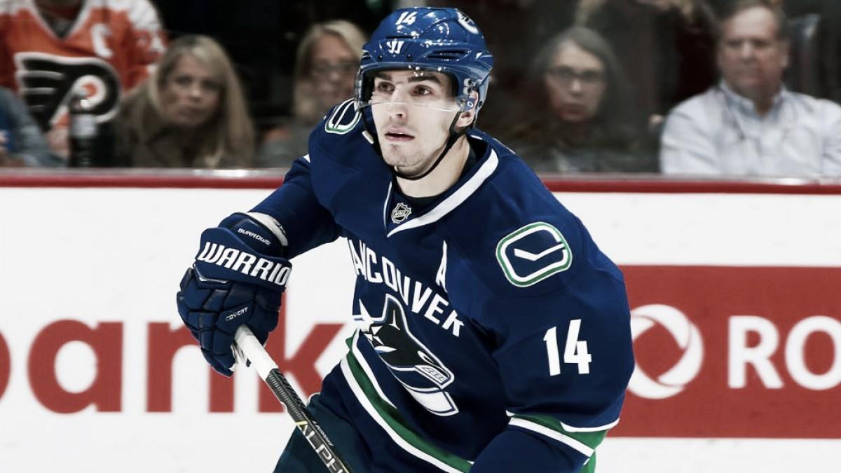 Alex Burrows se retira de la NHL
