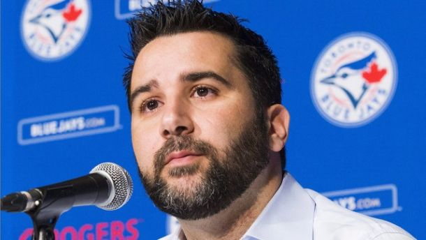 Toronto Blue Jays GM Alex Anthopoulos Will Not Return To Club