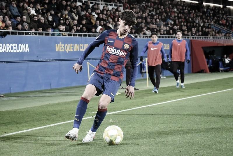 La convocatoria del Barça B para afrontar el derbi