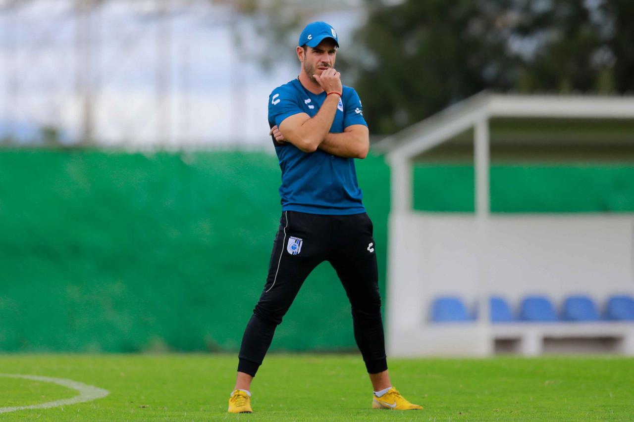 """Alex Diego: """"Debemos hacer un juego casi perfecto"""""""