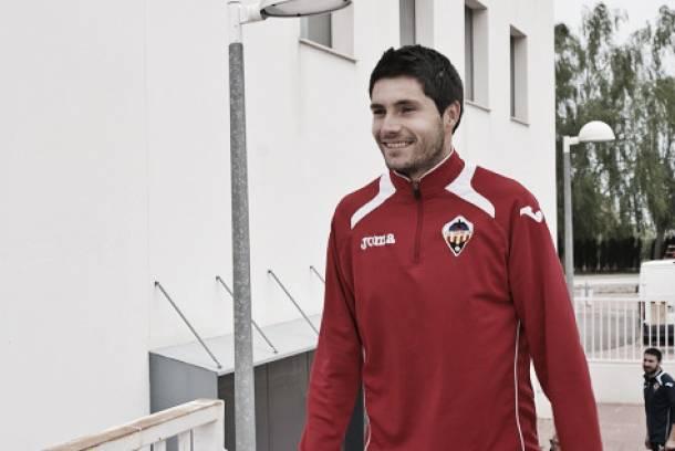 Álex Felip, nuevo jugador del Getafe B