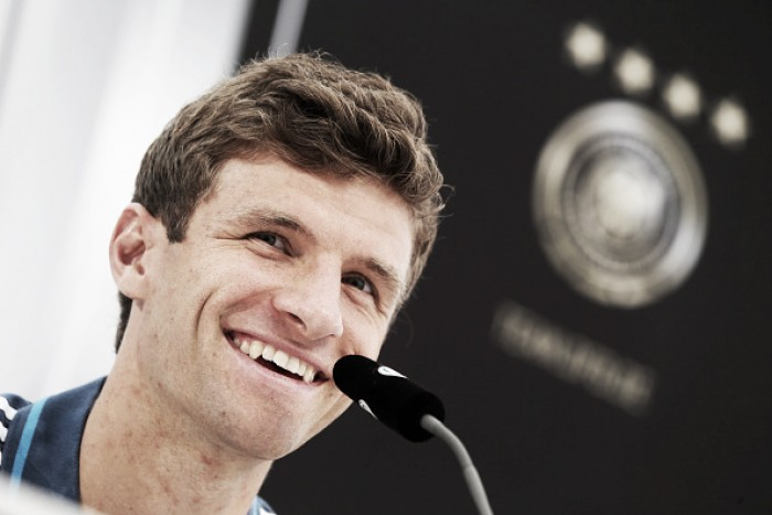 Müller ri ao lembrar do 7 a 1 na Seleção Brasileirae descarta goleada contra França