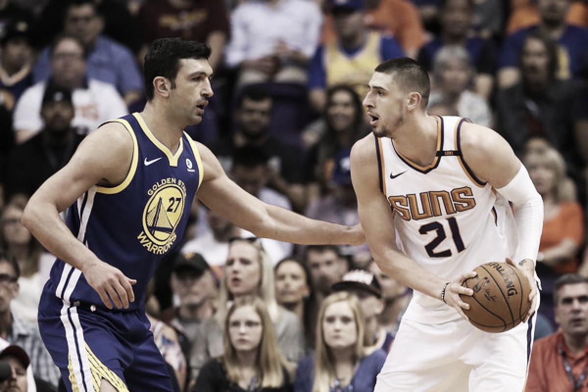Phoenix Suns decline option of Alex Len, release Elfrid Payton