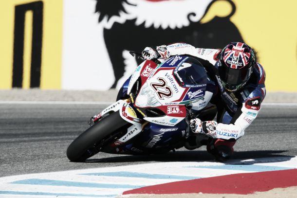 Alex Lowes de vuelta en Jerez