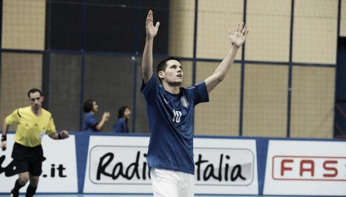 UEFA Futsal Euro 2016, Italia-Azerbaijan 3-0: doppietta di Merlim e gli azzurri volano