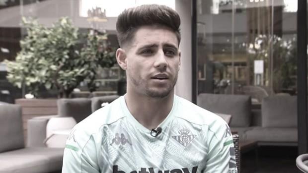 Álex Moreno se sincera con aficionados antes de comenzar LaLiga