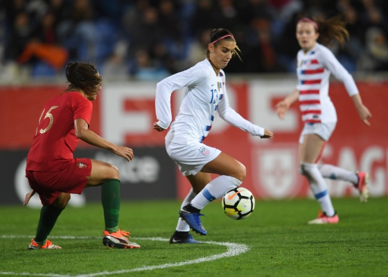 USWNT vs Portugal Preview: Playing for a record crowd in Philadelphia