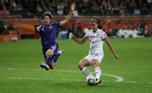 A Look Back At The 2011 Women's World Cup Final