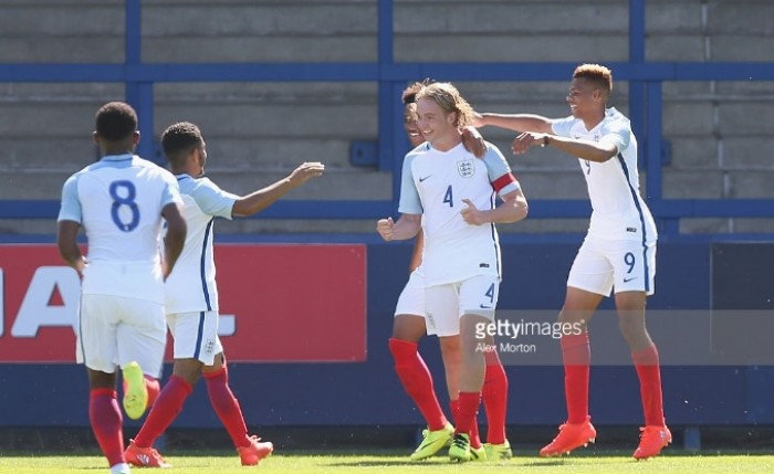 England U19 2-0 Luxembourg U19: Comfortable win for Young Lions in Wales