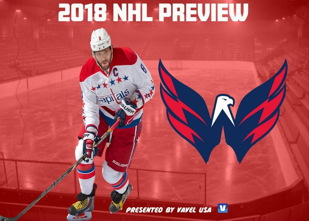 Washington Capitals : NHL 2018/19 season preview