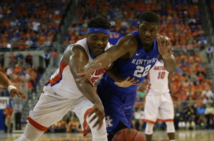 Kentucky Basketball What The Florida Win Means To The: Kentucky Wildcats Get Much Needed Win Against Florida