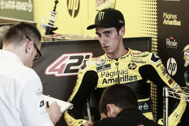 """Álex Rins: """"Creo que este podio se lo merecía Tito"""""""