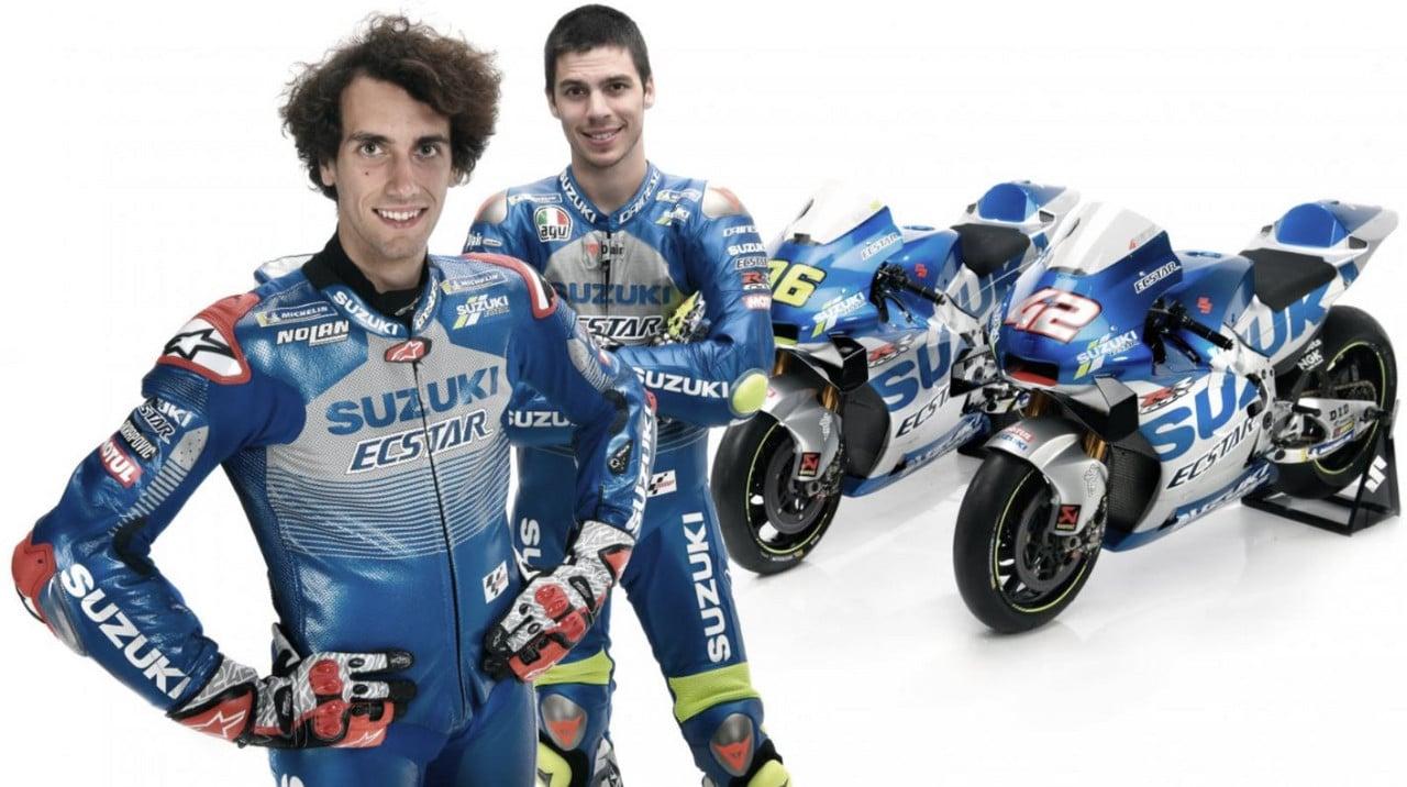 Suzuki podría estar cerca de la renovación de sus dos pilotos actuales para las próximas dos temporadas