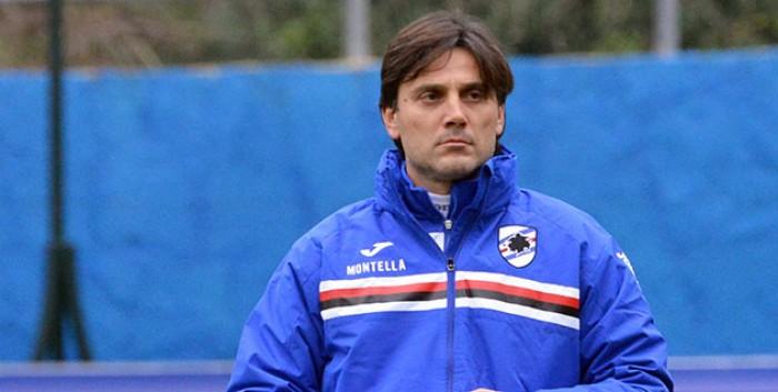 """Sampdoria, Montella nel post: """"Ripartiamo dal secondo tempo"""""""