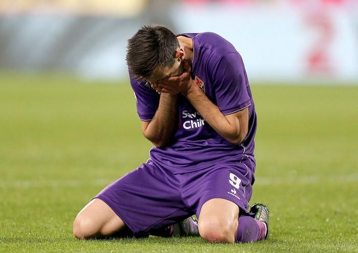 Fiorentina, il desaparecido Kalinic: che gli succede?