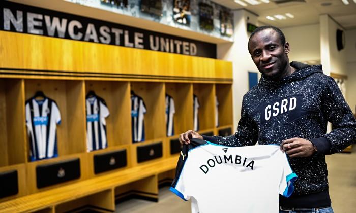 Roma, Doumbia va al Newcastle
