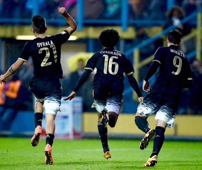 Juventus, botto 14! Ma che fatica... e adesso il Napoli