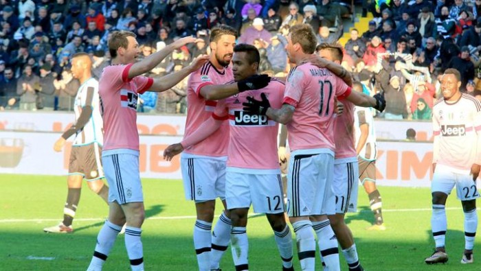 Udinese - Juventus 0-4, le pagelle