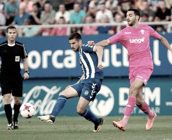 El Córdoba avanza en la Copa del Rey