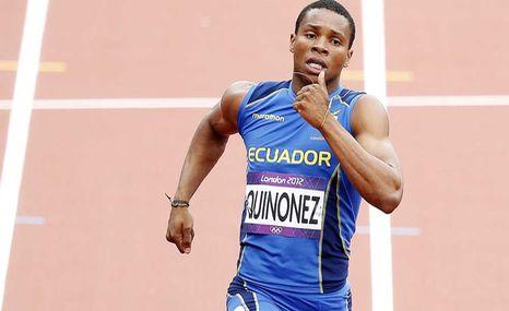 Alex Quiñónez gana el oro en Grand Prix de Medellín