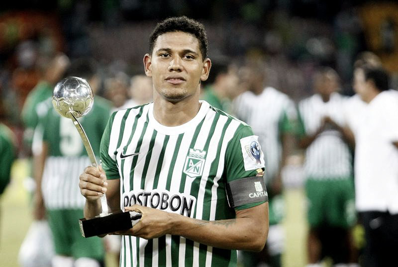 Quiere Mejía volver a Atlético Nacional