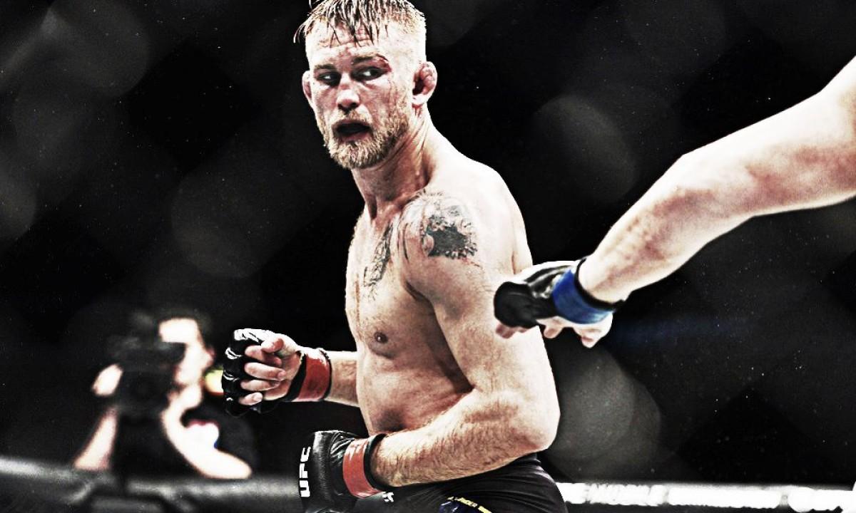 Alexander Gustafsson oficialmente fuera de UFC 227