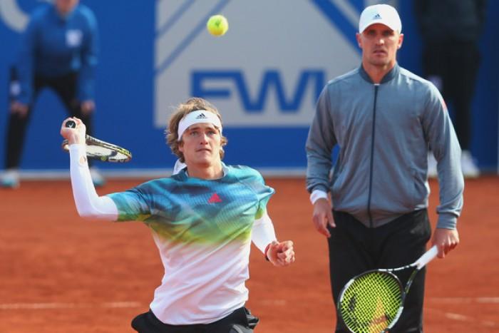 ATP Monaco - Fognini attende Kukushkin, Del Potro con Struff