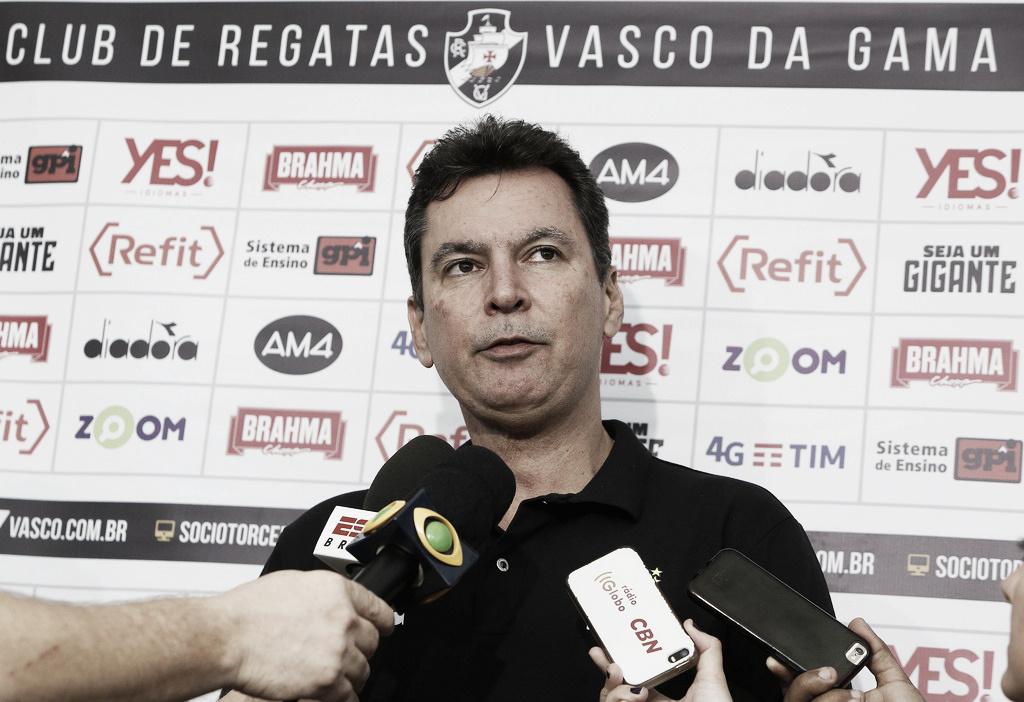 Alexandre Faria mostra otimismo quanto a renovações de Maxi López e Leandro Castan