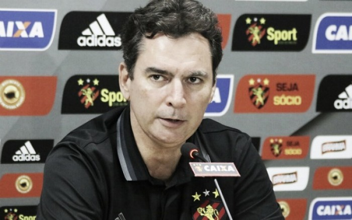 """Diretoria do Sport reduz pressão por contratações para 2018: """"Temos alguns acordos"""""""