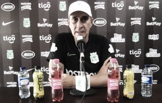 """Alexandre Guimarães: """"Entendimos que ese momento de jugar con Rovira, Perlaza y Gómez iba a llegar"""""""