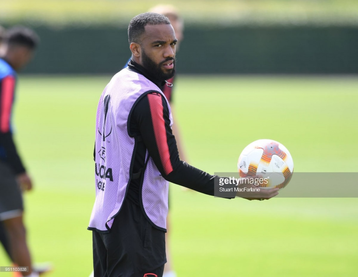 Is Alexandre Lacazette finally starting to show why he was brought to Arsenal?
