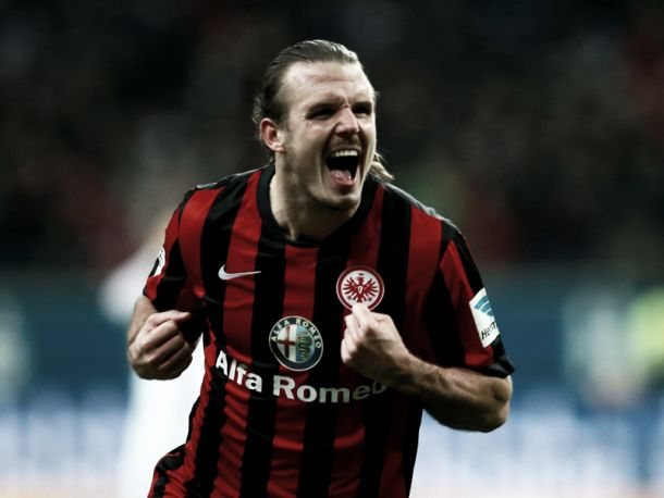 Eintracht Frankfurt 2-1 Hamburger SV: Eagles capitalise on red card to defeat Red Shorts in important encounter