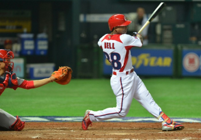 Alexei Bell Defects Cuba In Search Of Major League Oppurtunity