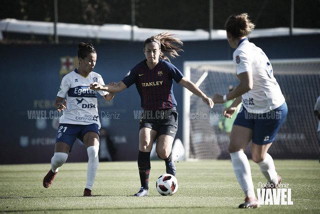 Ter Stegen y Alexia Putellas ganan el premio Barça jugadores por su Fair Play durante la temporada