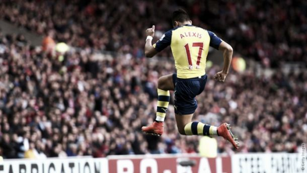Sunderland 0-2 Arsenal: Defensive frailties punish Black Cats
