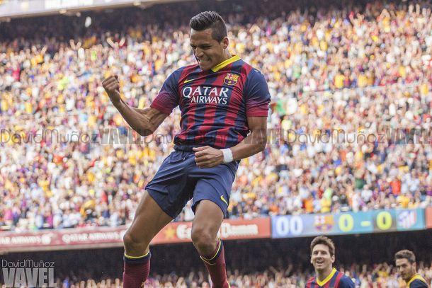 FC Barcelona 2013/14: Alexis Sánchez
