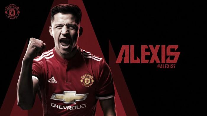 Alexis ya es jugador del Manchester United