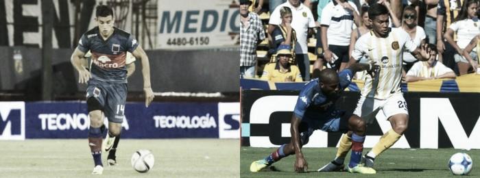 Paulo Lima y Alexis Castro, los salvavidas de un Tigre sin rumbo