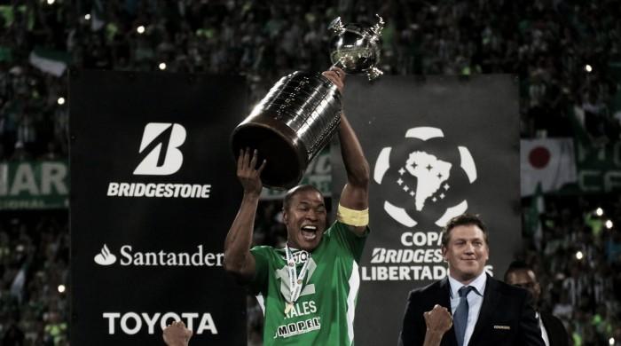Definidos los rivales de Nacional en la CONMEBOL Libertadores 2017