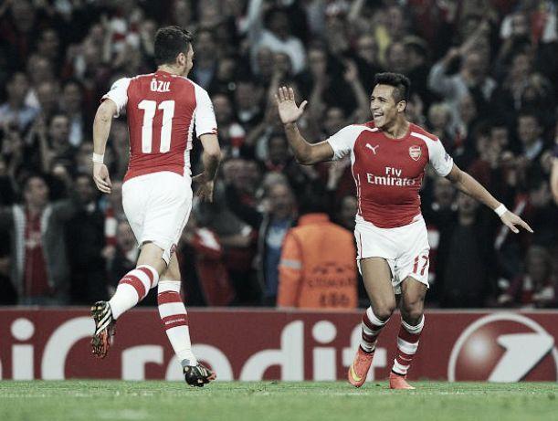 Anderlecht - Arsenal: vencer para alzar el vuelo