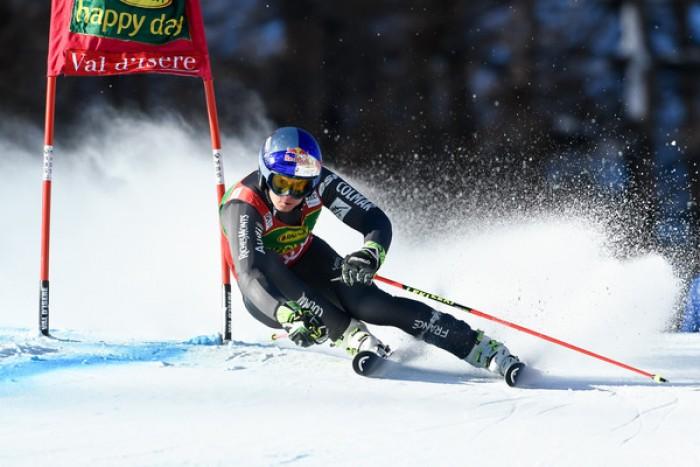 Sci Alpino, Val d'Isere - Gigante maschile, 1° manche: Pinturault incanta