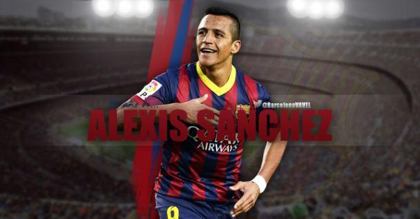FC Barcelona 2014: Alexis Sánchez